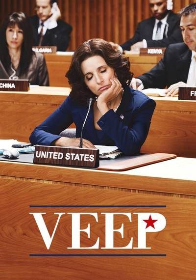 Veep - Vicepresidente incompetente